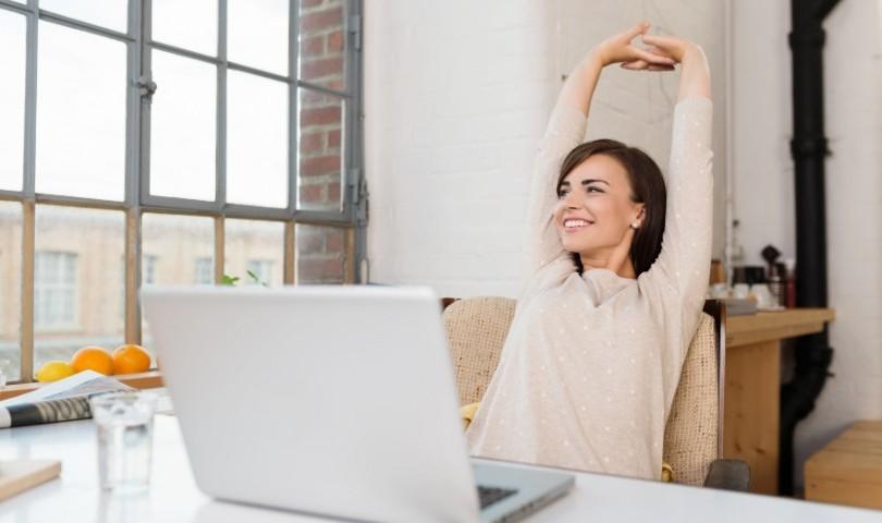 Les pauses actives peuvent aider à réduire le stress au travail