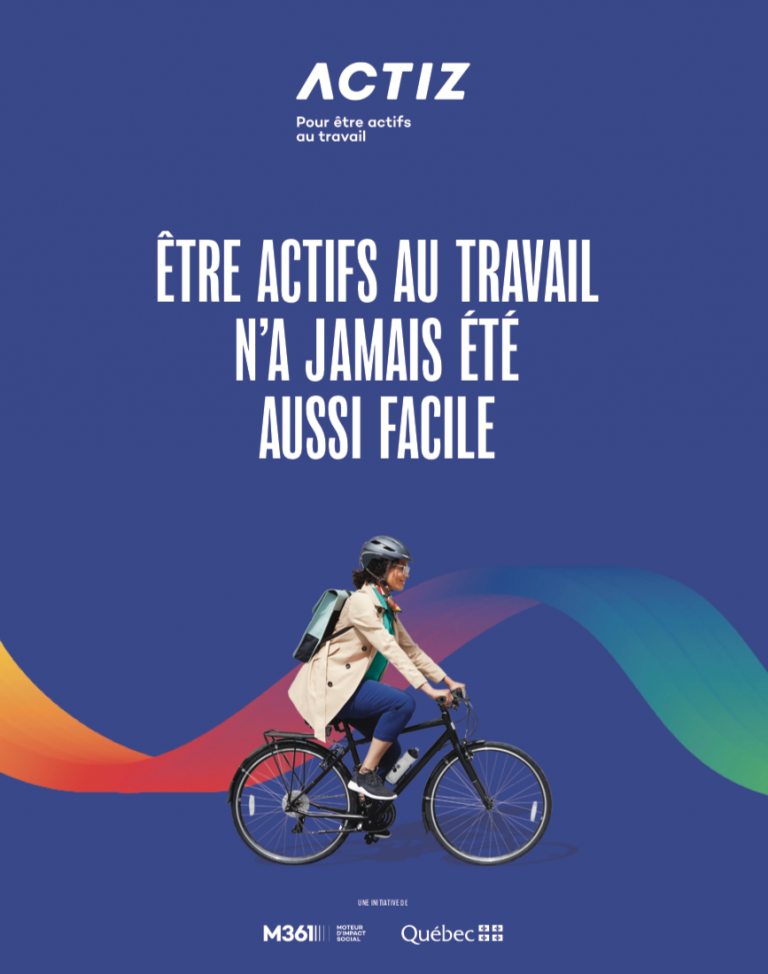 Affiches de promotion des activités
