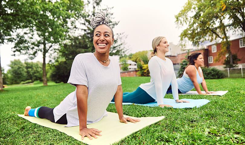 Prévention du burn-out et activité physique en entreprise