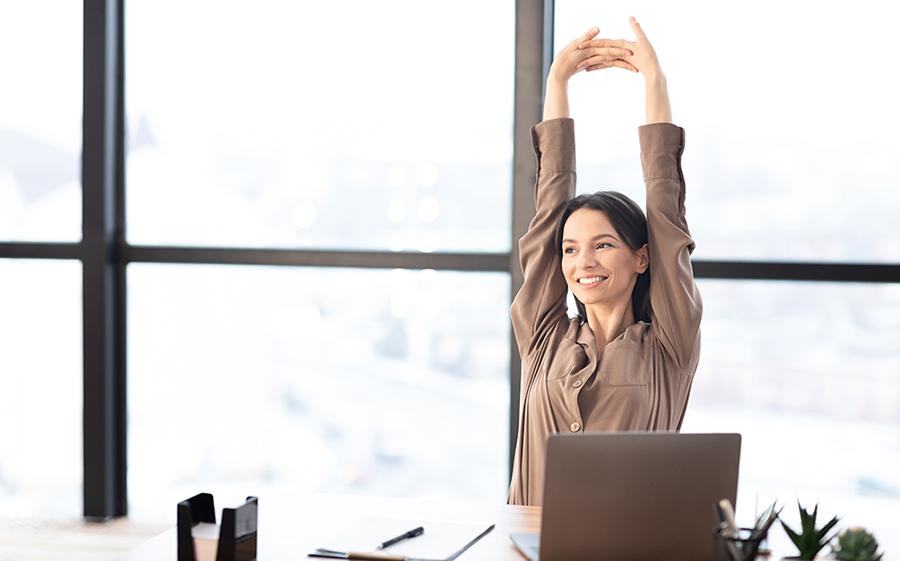 6 astuces pour intégrer l'activité physique au télétravail