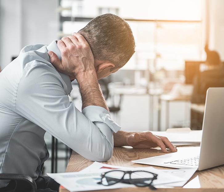 L'activité physique pour prévenir les douleurs musculo-squelettiques liées au travail