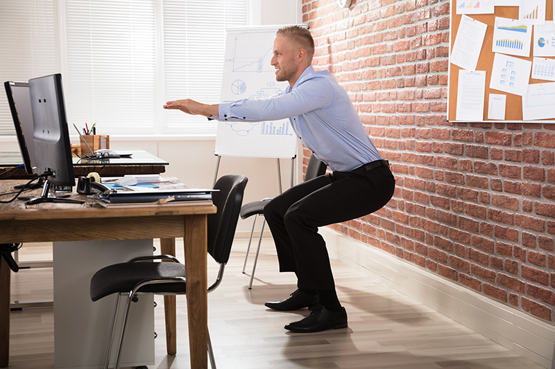 Défi : 14 pauses actives à faire au travail (ou en télétravail)