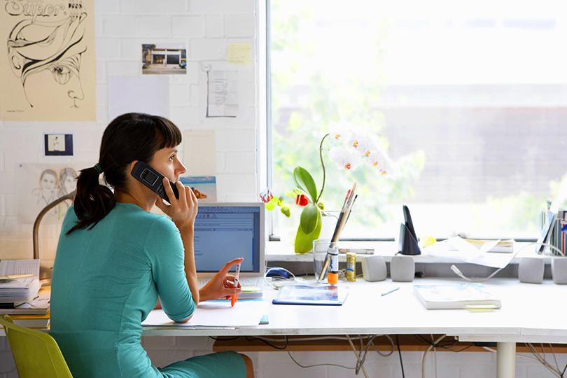 Télétravail: comment demeurer en bonne santé lorsque l'on travaille à la maison?
