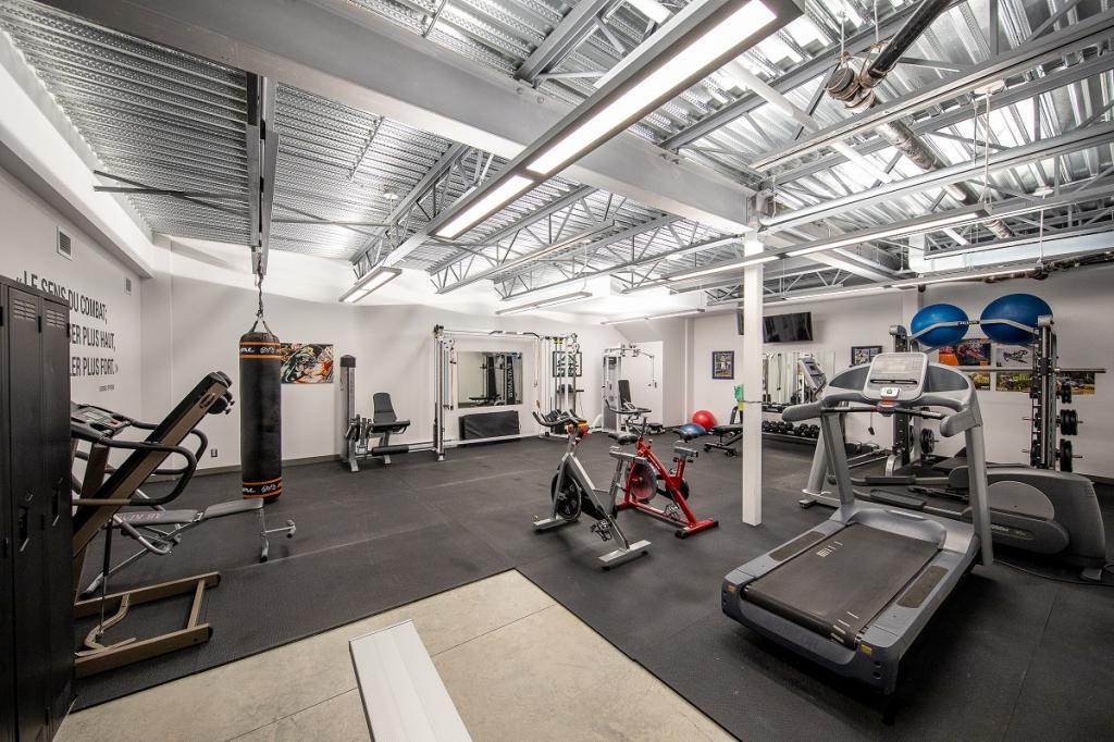 Gym AXPER