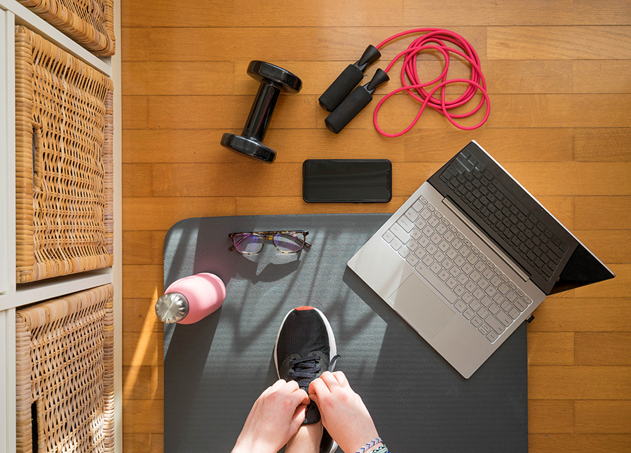 Freins à l'activité physique en milieu de travail : des solutions accessibles! [Balado]